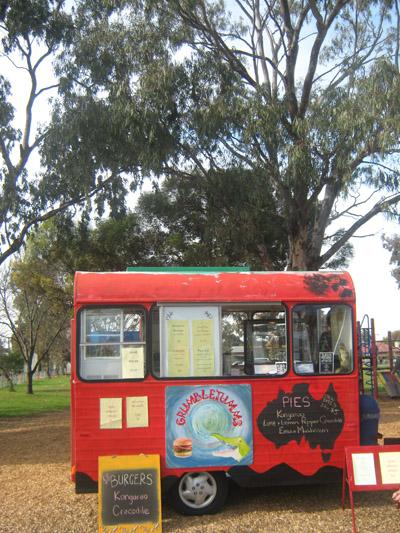australian food truck