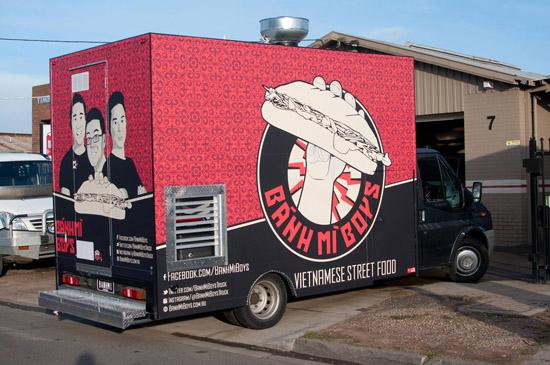 bahn mi boys weddings Wedding Food Trucks & Carts In Victoria