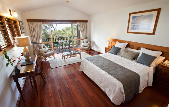Thala Beach Lodge Coral Sea Bungalow