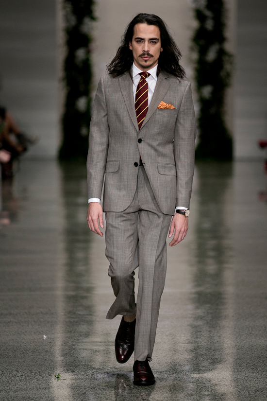 crane brothers men suit collection 201301 Crane Brothers 2013 Collection Groom Suit Inspiration