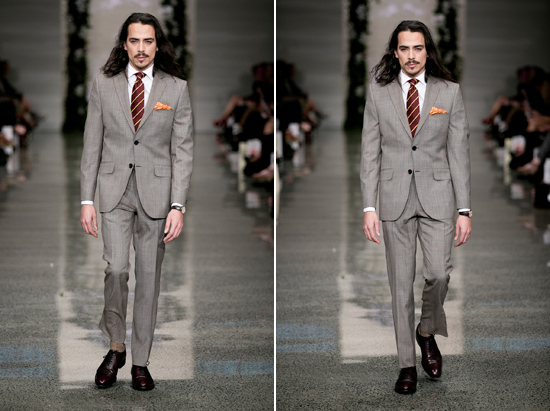 crane brothers men suit collection 201302 Crane Brothers 2013 Collection Groom Suit Inspiration