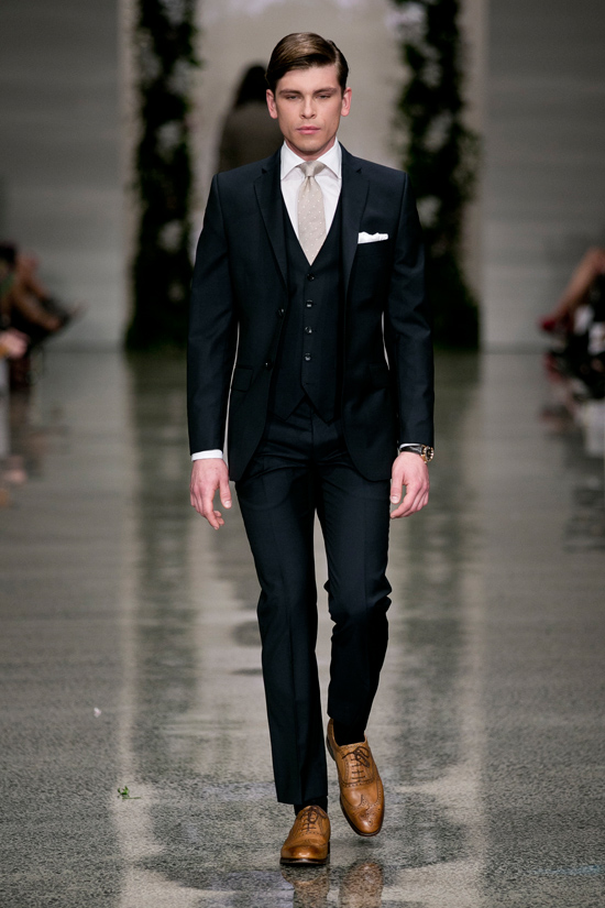 crane brothers men suit collection 201303 Crane Brothers 2013 Collection Groom Suit Inspiration