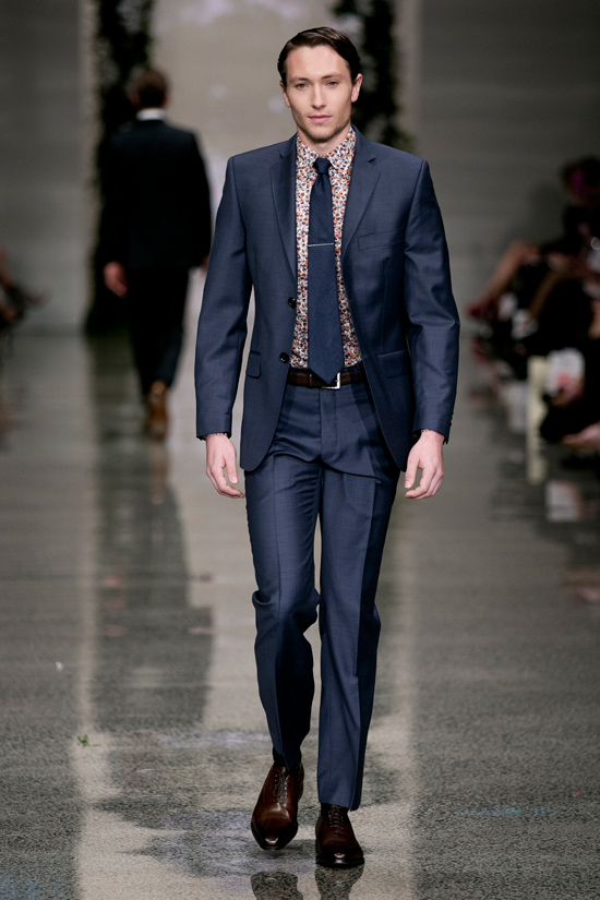 crane brothers men suit collection 201305 Crane Brothers 2013 Collection Groom Suit Inspiration