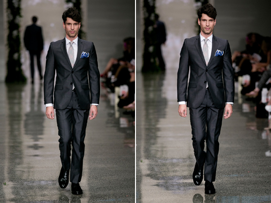 crane brothers men suit collection 201308 Crane Brothers 2013 Collection Groom Suit Inspiration