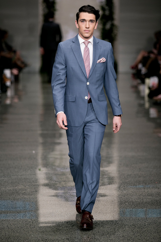 crane brothers men suit collection 201309 Crane Brothers 2013 Collection Groom Suit Inspiration