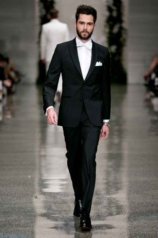 Crane Brothers Men Suit Collection 201313 Image Polka Dot Bride