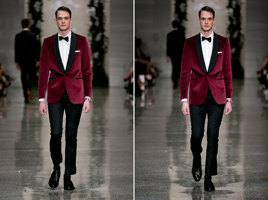 crane brothers men suit collection 201316 Crane Brothers 2013 Collection Groom Suit Inspiration