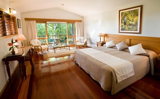 Thala Beach Lodge Eucalypt Bungalow