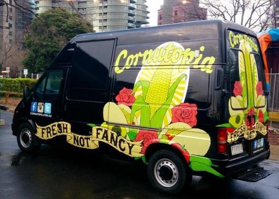 Cornutopia Food Truck