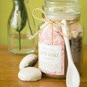 Hot chocolate jars