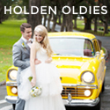 Holden Oldies Groom banner