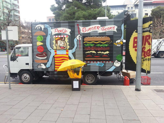 adelaide burger truck