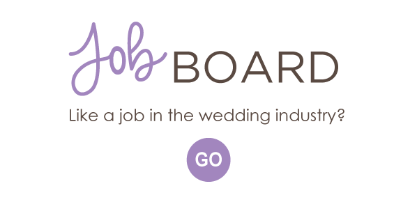 Job Board - Weddings