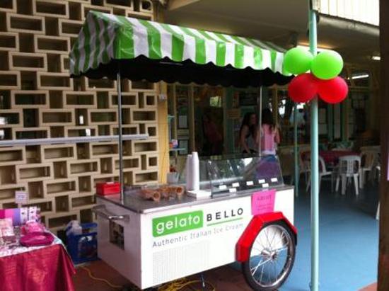 gelato cart adelaide
