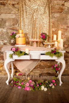 gold and pink wedding inspiration001