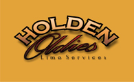 Holden Oldies Limo Services