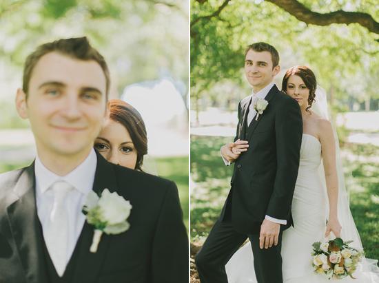 Julia And Alexey's Romantic Brisbane Wedding
