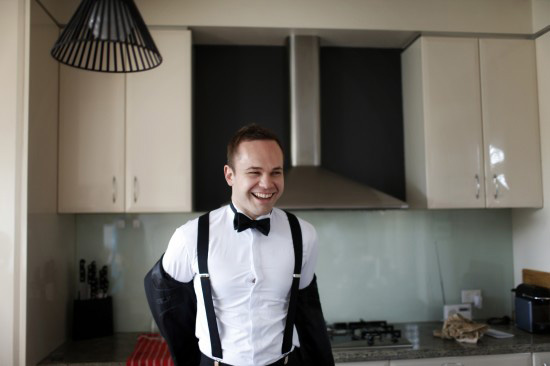 Elegant Black Tie Wedding1662