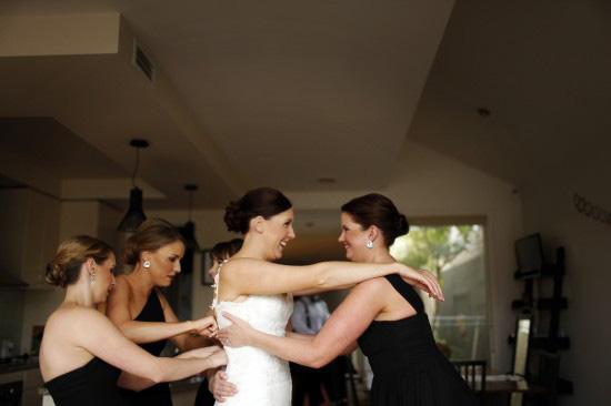 Elegant Black Tie Wedding1665