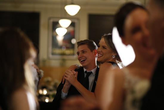 Elegant Black Tie Wedding1686