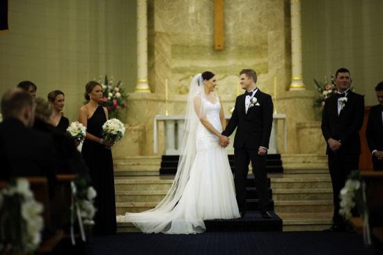 Elegant Black Tie Wedding1698