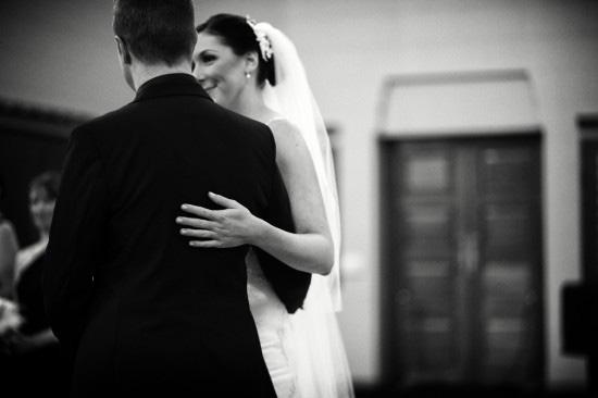 Elegant Black Tie Wedding1700
