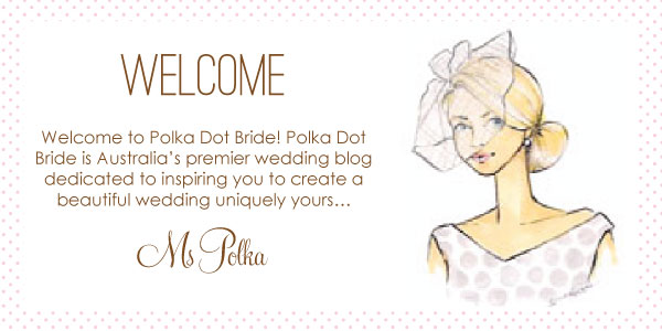 Welcome to Polka Dot Bride