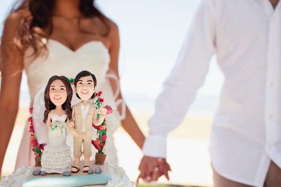 destination fiji wedding020 Tips On Planning A Beach Wedding