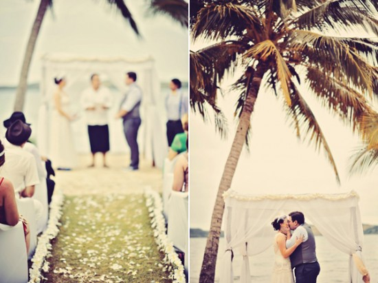 planning a beach wedding 550x411 Tips On Planning A Beach Wedding