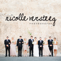 Nicolle Versteeg Bride banner