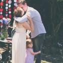 Amy and Johns Backyard Surprise Wedding