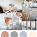 grey and rose colour palette