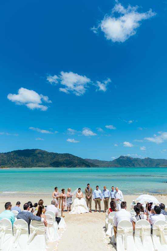 hamilton island wedding016 Maree and Julians Intimate Hayman Island Wedding