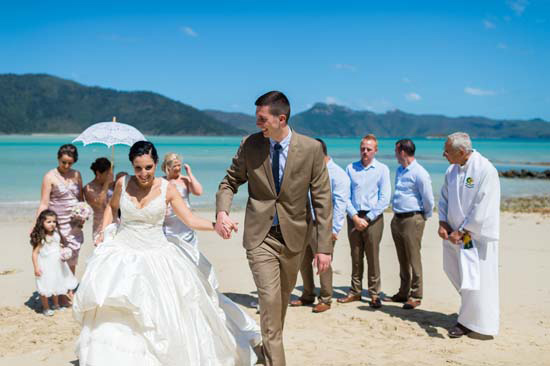 hamilton island wedding021 Maree and Julians Intimate Hayman Island Wedding