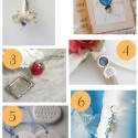 Bouquet Charms From Etsy