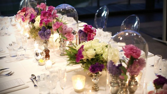 Frasers table setting