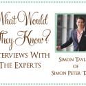 Simon Peter Taylor
