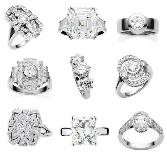 diamond engagement rings jan logan