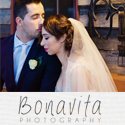 Bonavita Photography Weddings banner