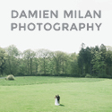Damien Milan Photography Weddings banner