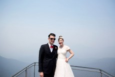 sweet blue mountains wedding024