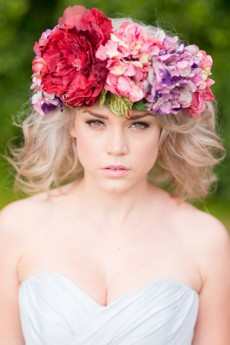 wedding hair flowers001