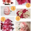 Pink Paper Flowers 125x125 Friday Roundup