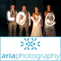 Aria Photography Weddings banner
