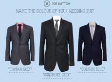 Polkda Dot JB Name Your Suit