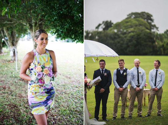 eclectic maleny wedding016 Amelia and Jons Eclectic Maleny Wedding