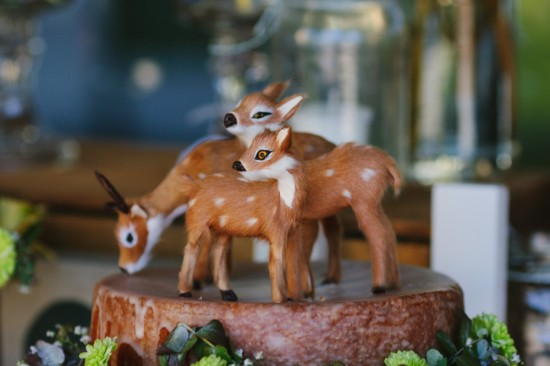 Lovely Day Pictures Deer Cake