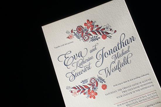 modern letterpress invitations012