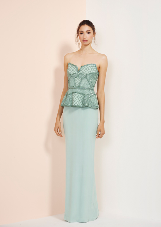 rachel gibert gowns002 Rachel Gilbert Autumn Winter 14 Serenity Collection