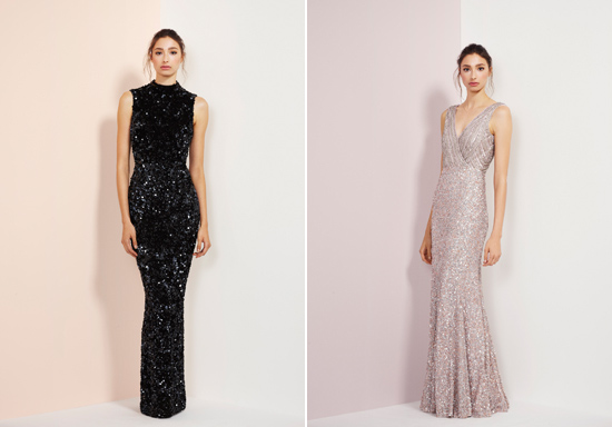 rachel gibert gowns015 Rachel Gilbert Autumn Winter 14 Serenity Collection